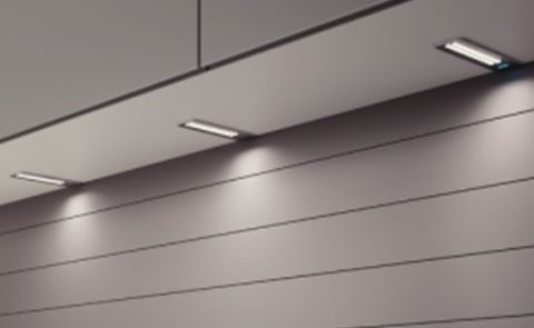 FOUCHARD - Kit 3 spots LED en applique 12V