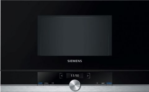FOUCHARD - Micro-ondes SIEMENS BF 634 LGS 1 Inox