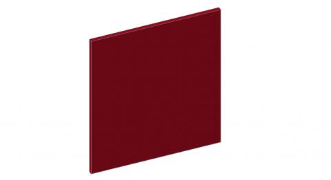 FOUCHARD - Habillage porte lave-vaisselle grande hauteur (avec bandeau)
